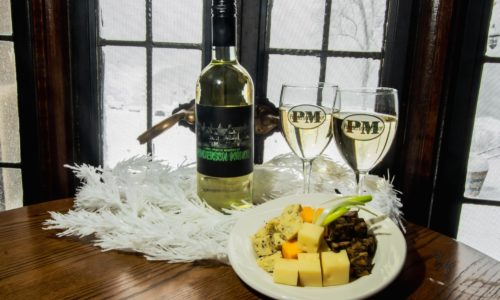 Wine & Cheese package