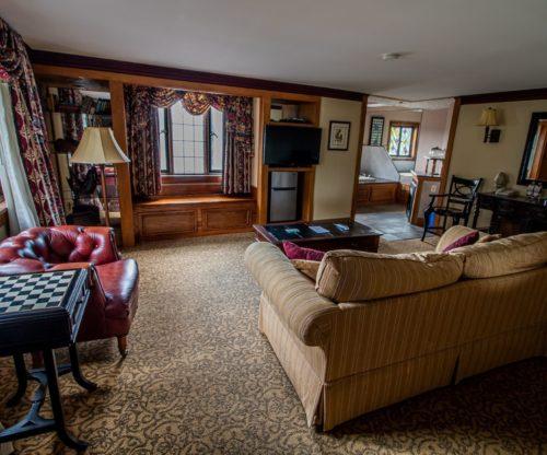 Windsor Suite Front Room