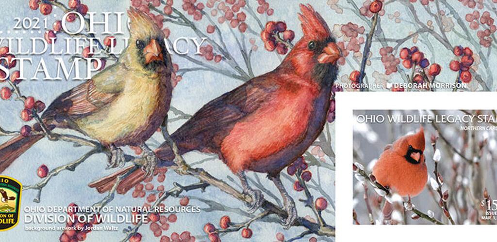 2021 Wildlife Legacy Stamp
